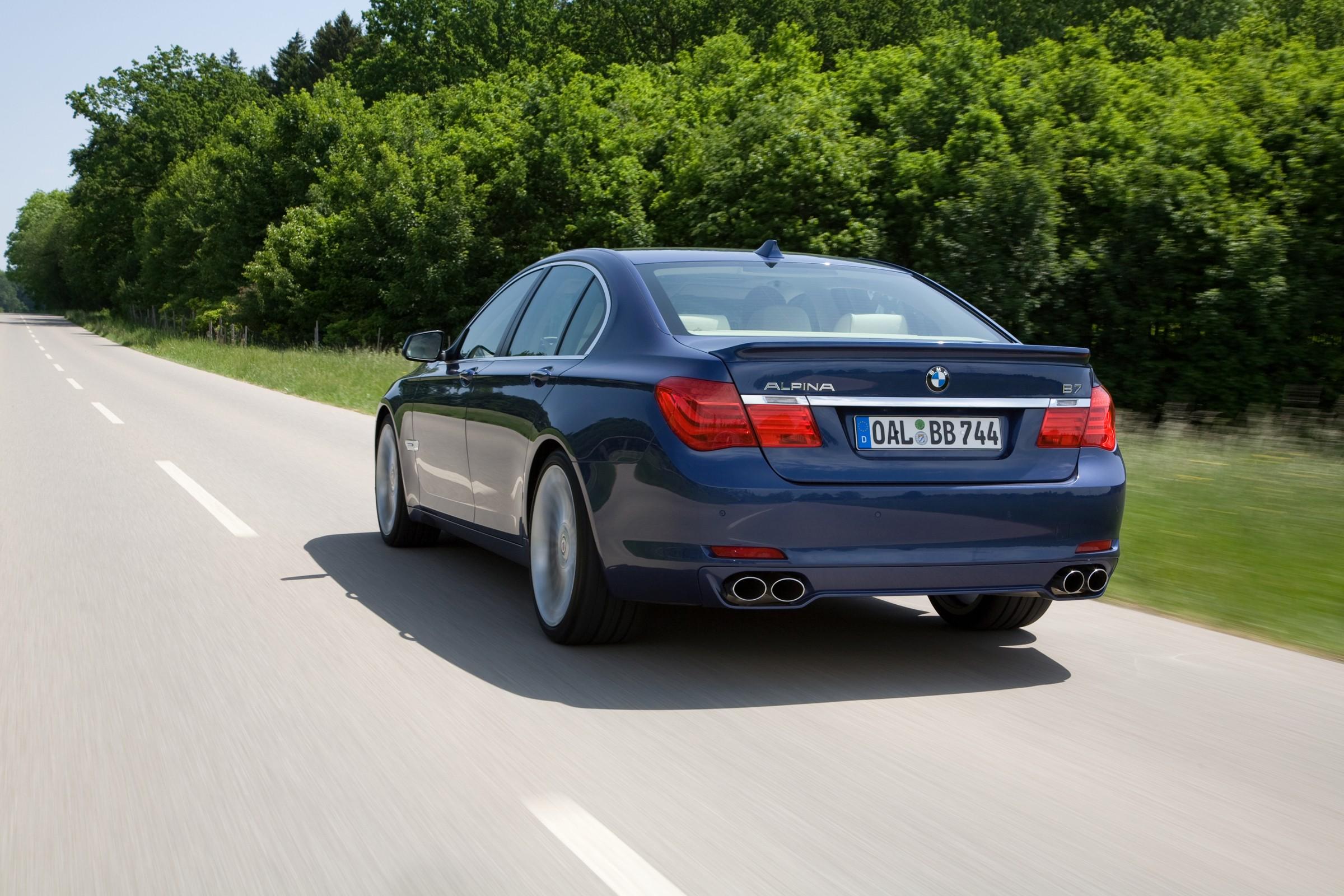 BMW ALPINA B Returns For The USA Market Fgeneration Series - Bmw alpina usa