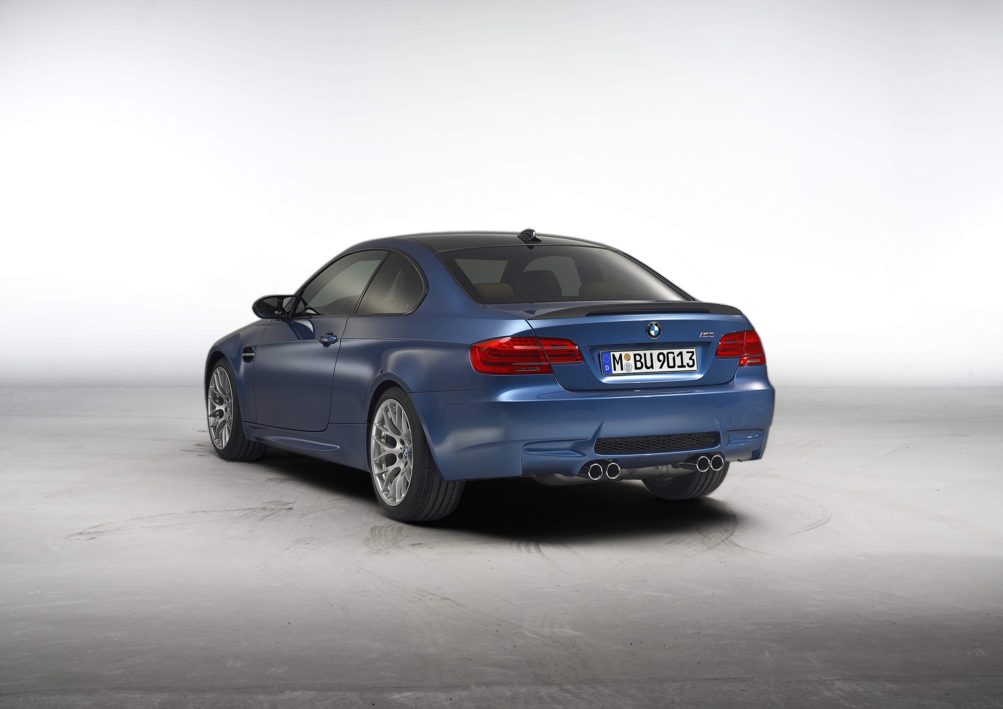 potential of the BMW M3.