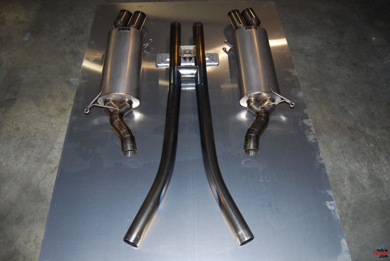 Dixis Titanium Exhaust and H Pipe-parts2.jpg