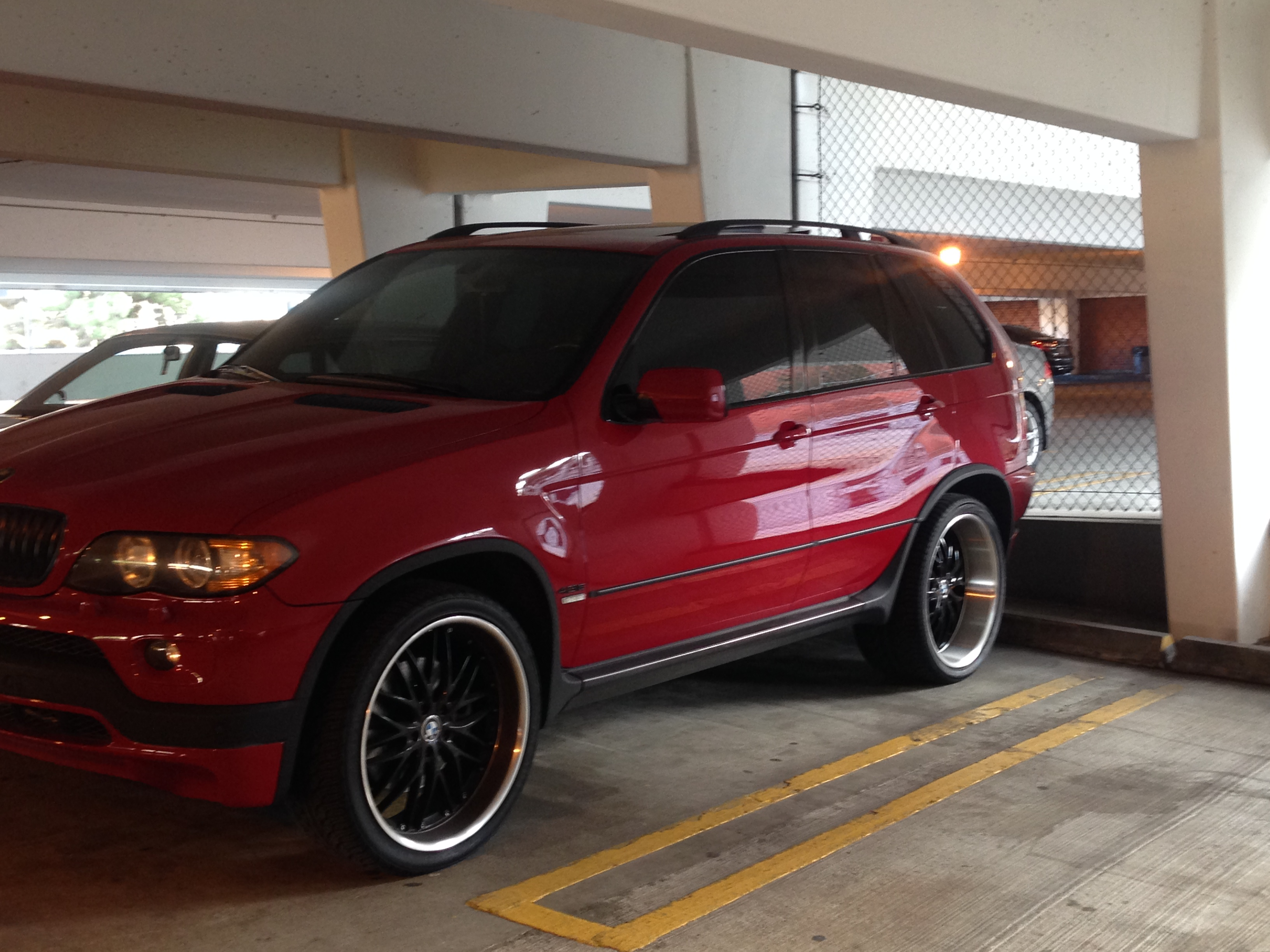 BMW For Sale 2004 Imola Red X5 48is  BMW M5 Forum and M6 Forums