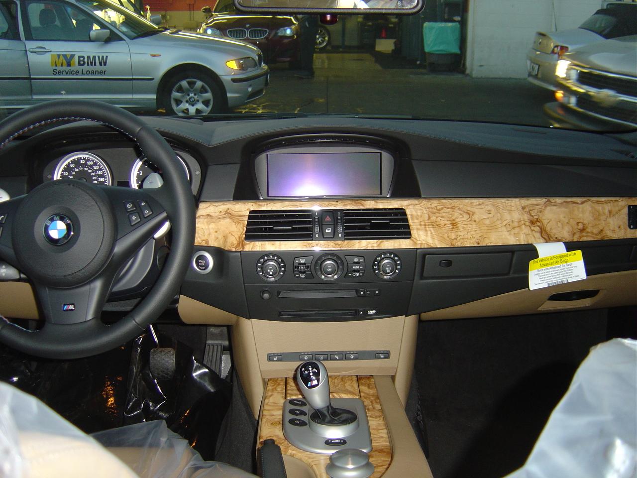 E60 03 10 For Wtt My Lci Olive Ash Carrara Wood Trim Your Alu Black Bmw M5 Forum And M6 Forums