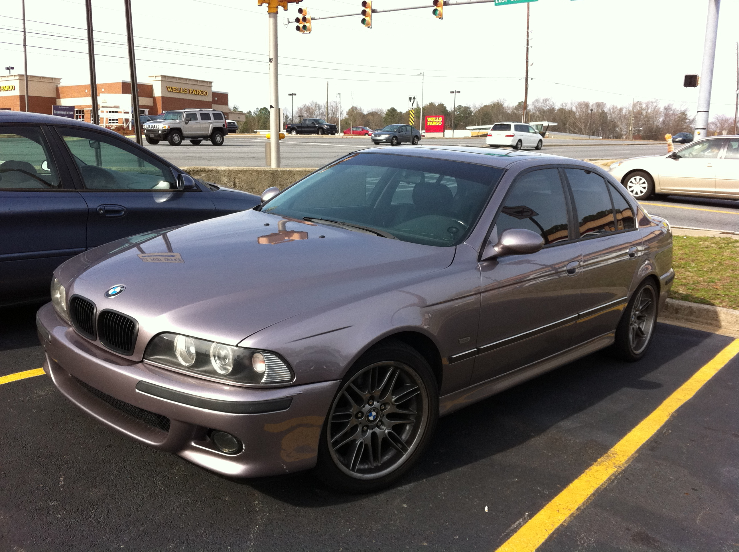 Beautiful Purple M5 Bmw M5 Forum And M6 Forums
