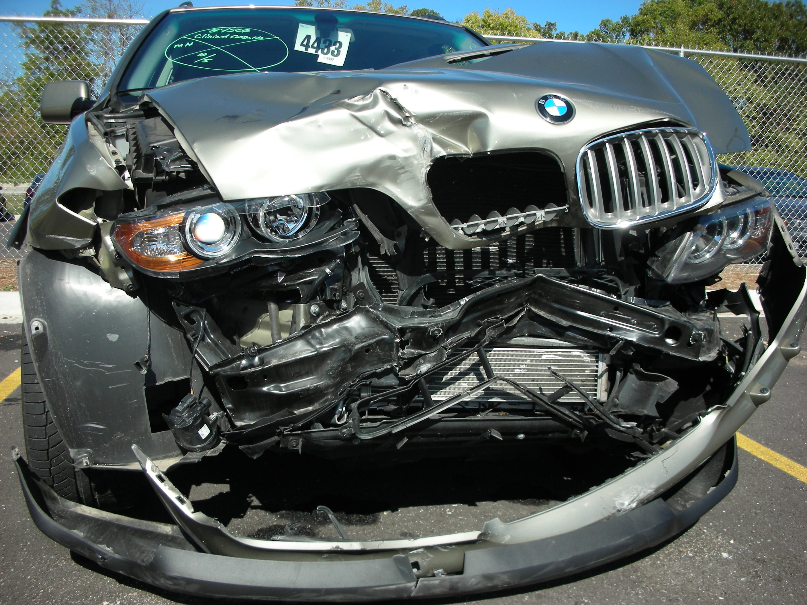 Wrecked X5 Bmw M5 Forum And M6 Forums