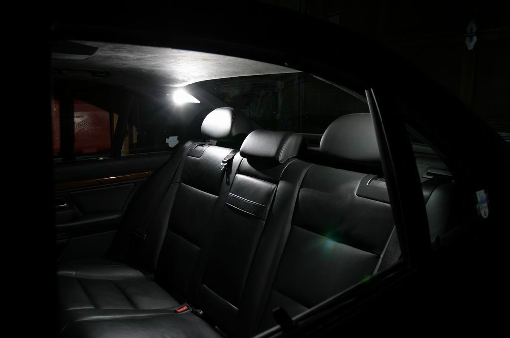 Interior / dome lights LED upgrade. - BMW M5 Forum and M6 ...