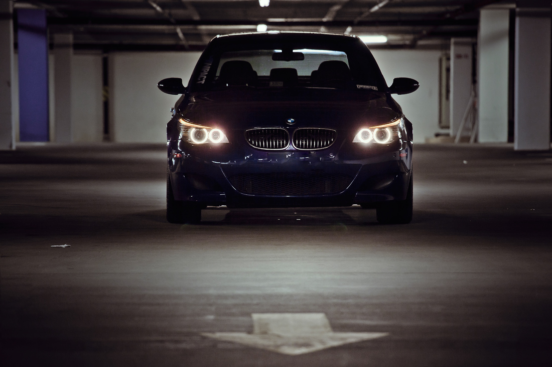 My M At Night Teaser Sample Bmw M5 Forum And M6