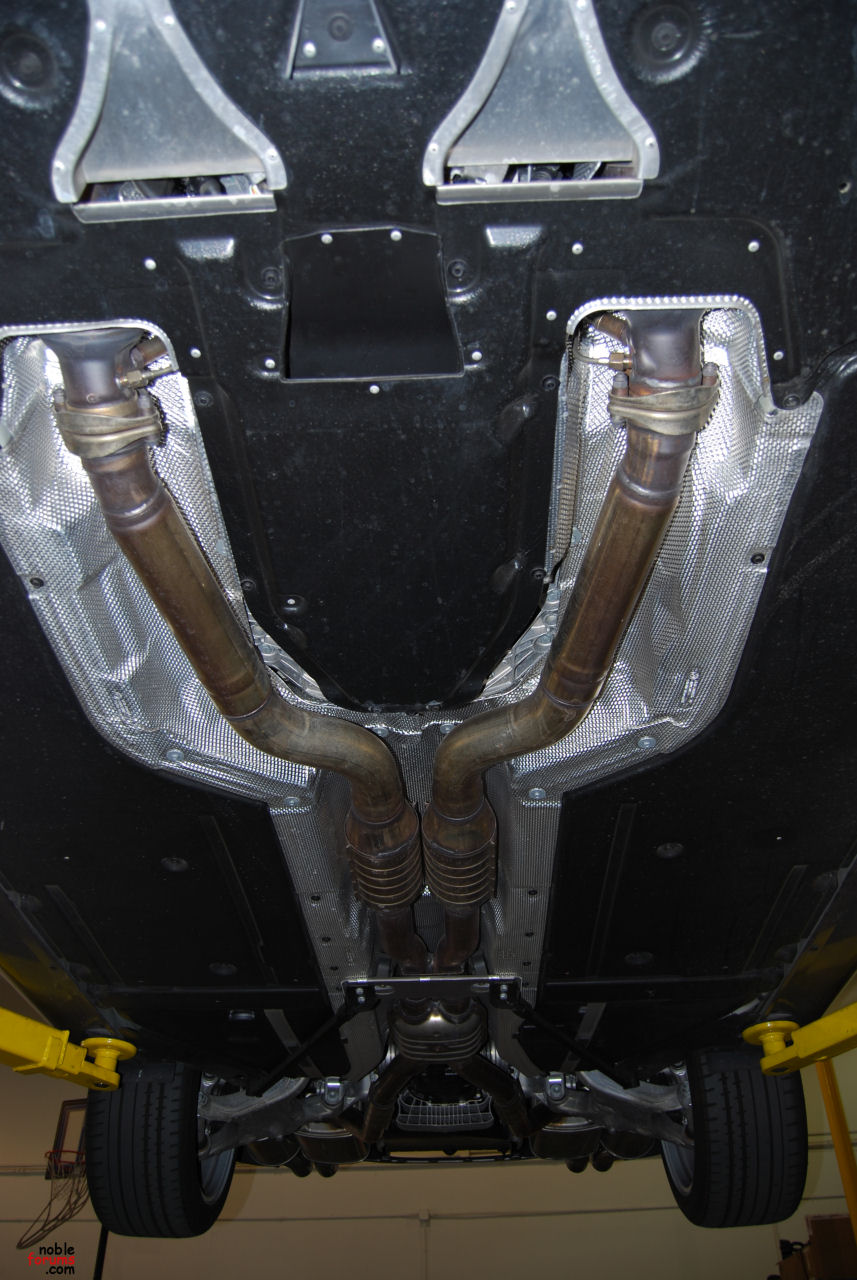 Dixis Titanium Exhaust And H Pipe Bmw M5 Forum And M6 Forums