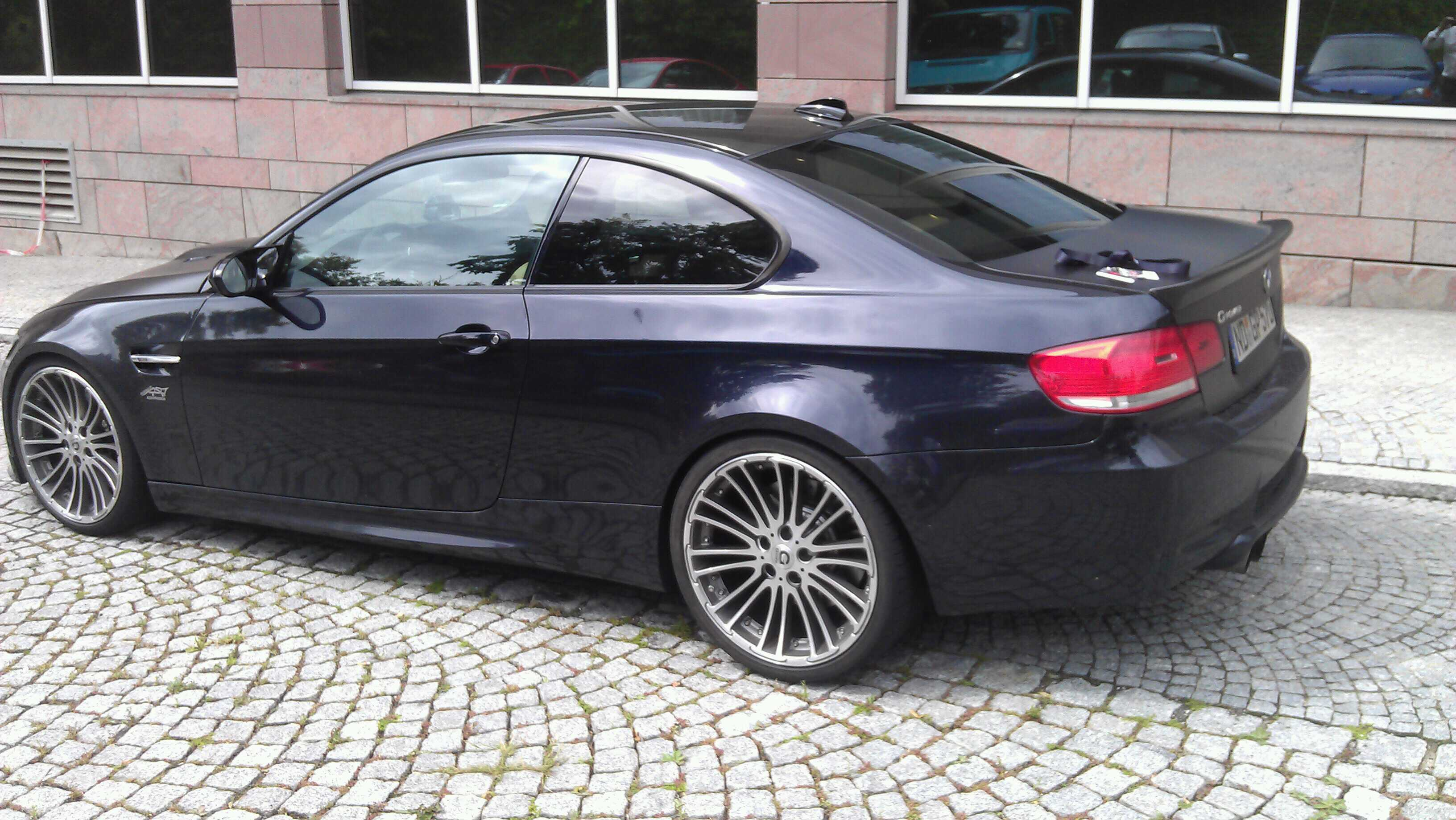 On my way to the BMW M5 F10 presentation at N�rburgring in a G-Power M3 SKII-uploadfromtaptalk1308836027390.jpg