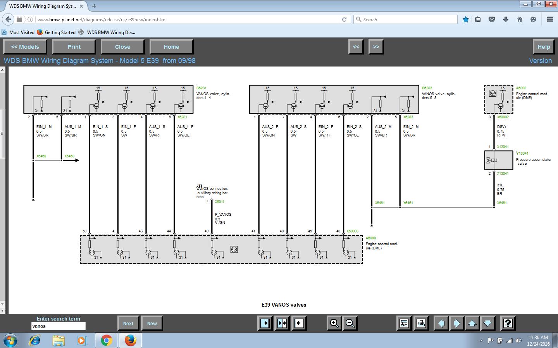 B9 , Exhaust camshaft Vanos position control-vanoswiring.png