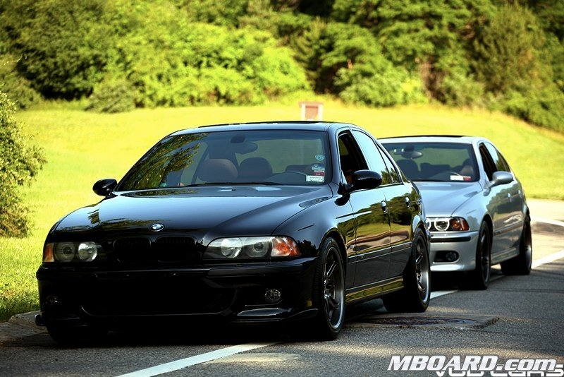 E39 M5...Departed..Bella