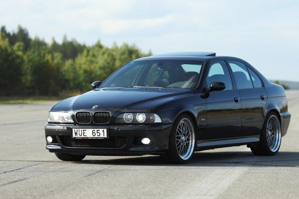 Showcase cover image for ofverdahl's 2001 BMW M5