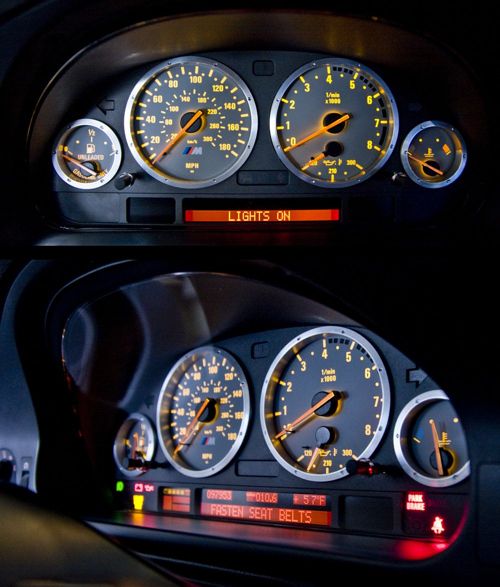 Custom Gauges    ? | BMW M5 Forum and M6 Forums