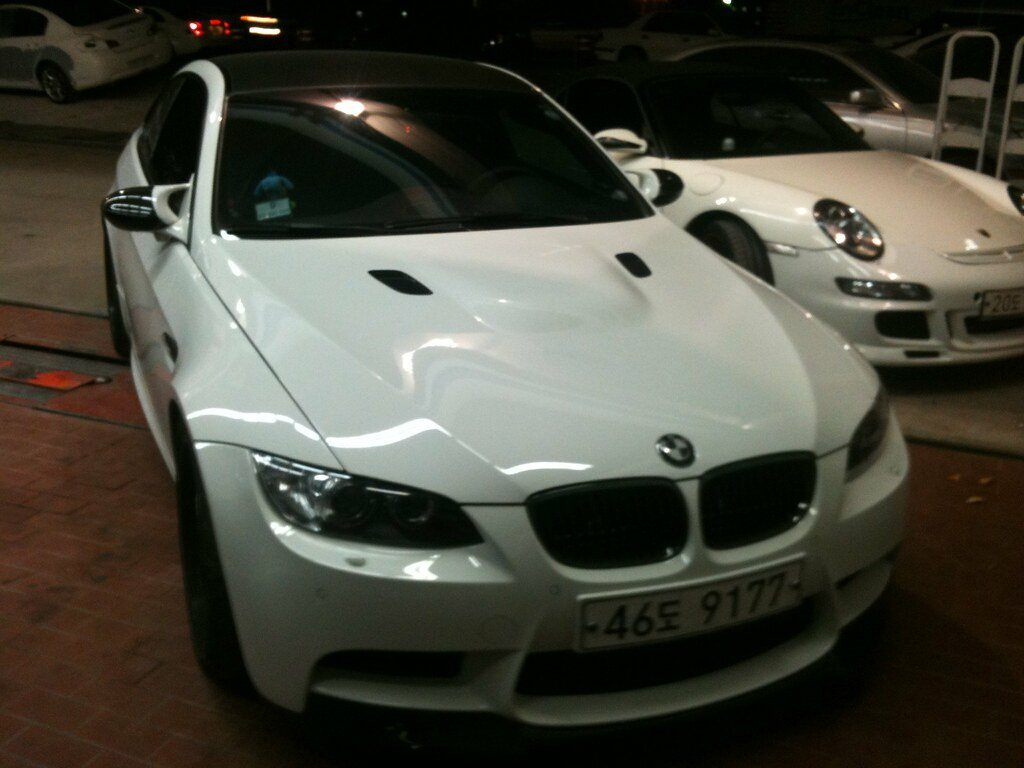 Active Autowerke l E92 M3 Supercharger kit installed in S