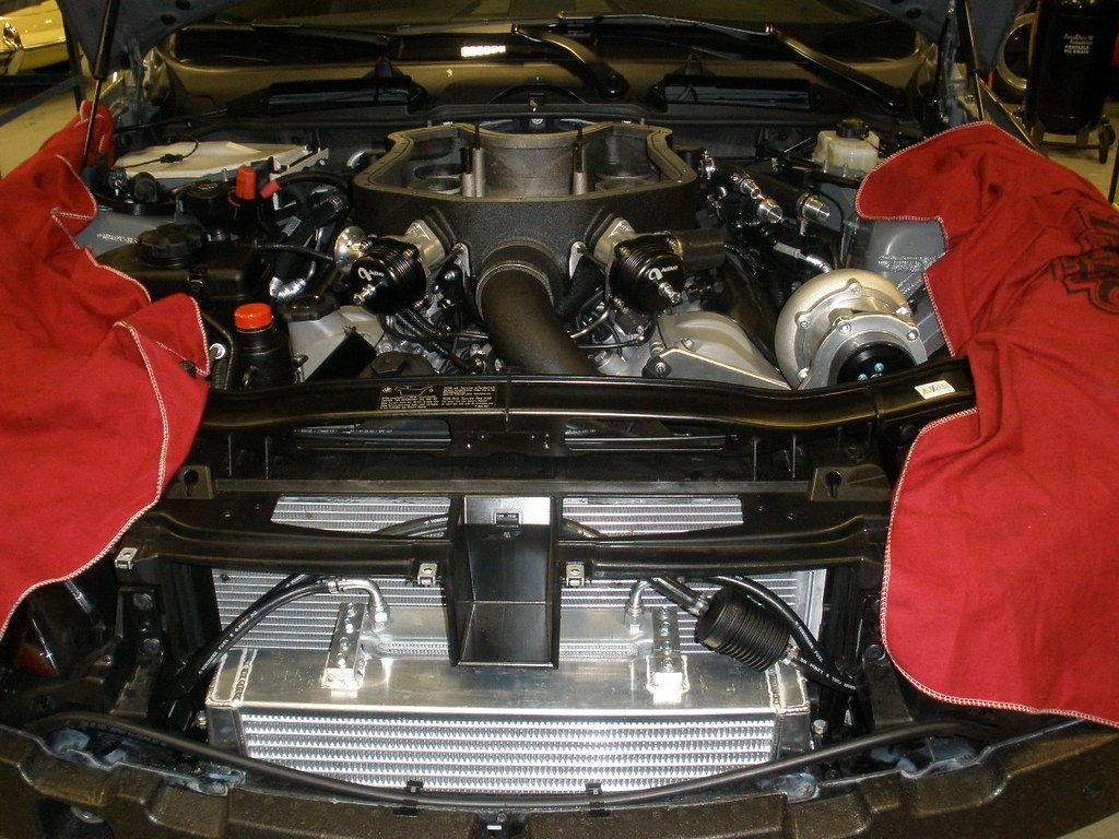 Active Autowerke E92 M3 Supercharger kit build l At Speed