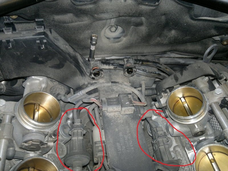 Looking for FUEL TANK BREATHER VALVE DIY | BMW M5 Forum and M6 Forums