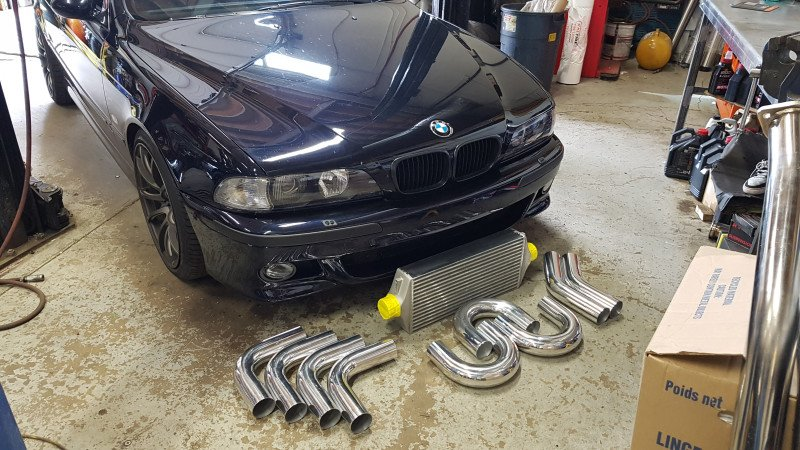 Installed A Fmic On My Ess M5 This Weekend Bmw M5 Forum