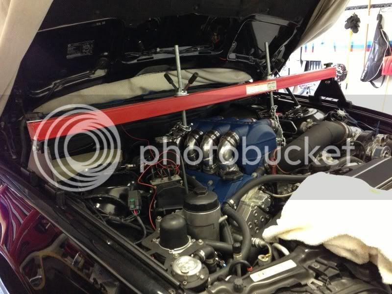 Buckhead Imports Performance Headers Installed | BMW M5