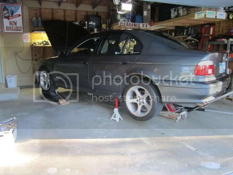 Jack Stand Help Bmw M5 Forum And M6 Forums