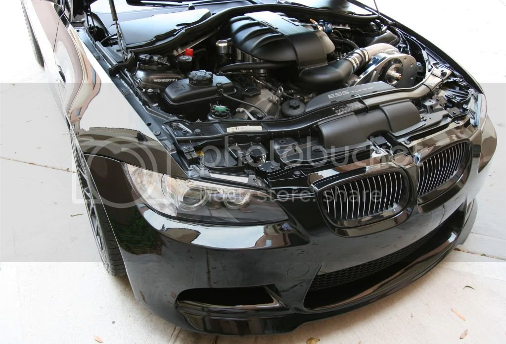 ESS supercharged E92 M3 | BMW M5 Forum and M6 Forums
