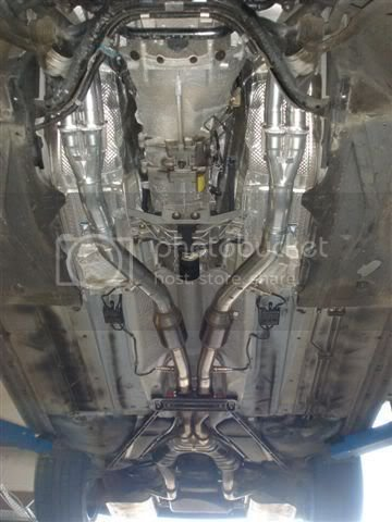 Supersprint header/race cat install pictorial(lots of pics