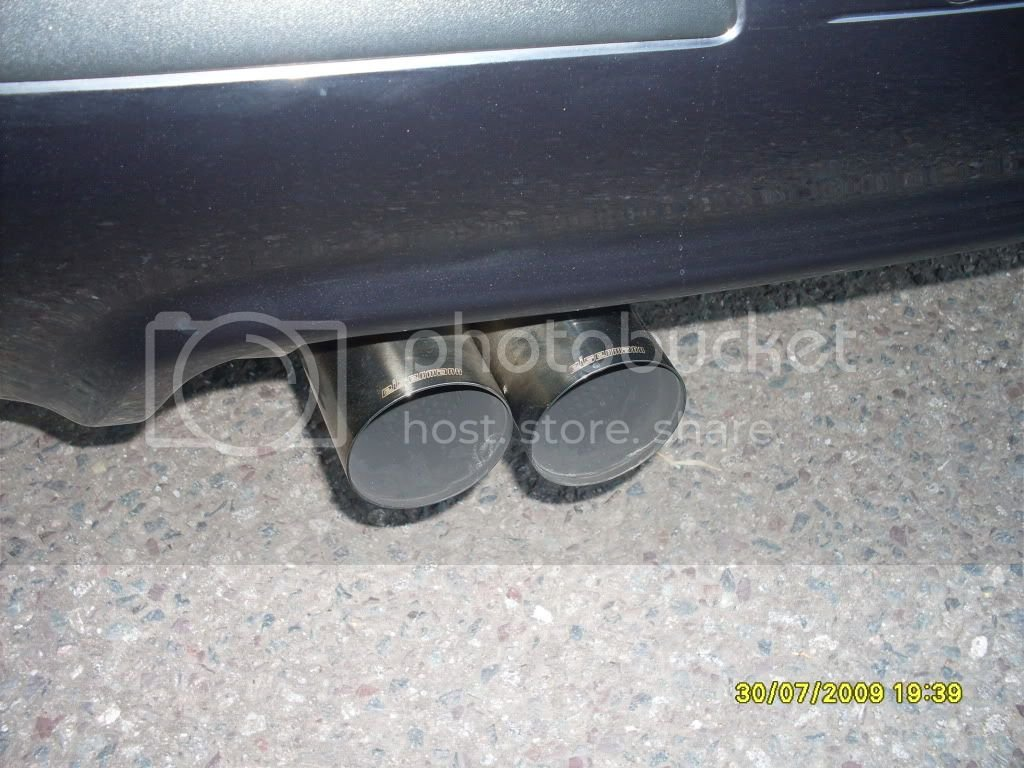 Your Opinion on the BEST E39 Exhaust   BMW M5 Forum and M6