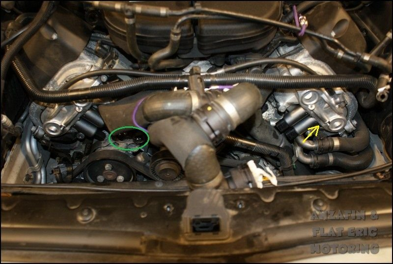 DIY - Changing the S85 VANOS solenoids | BMW M5 Forum and M6