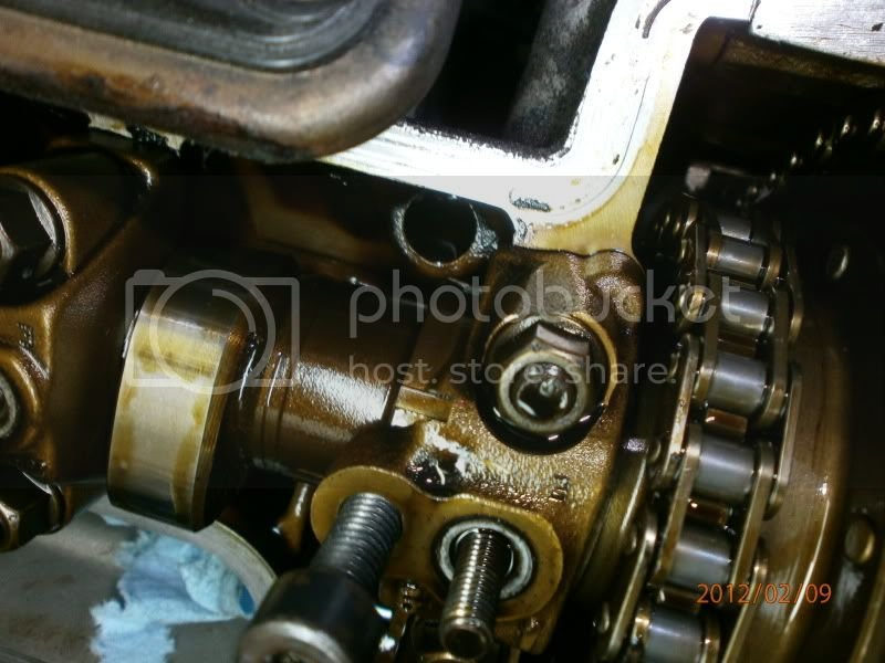 DIY: - Rod Bearing and Chain Guide Replacement   BMW M5