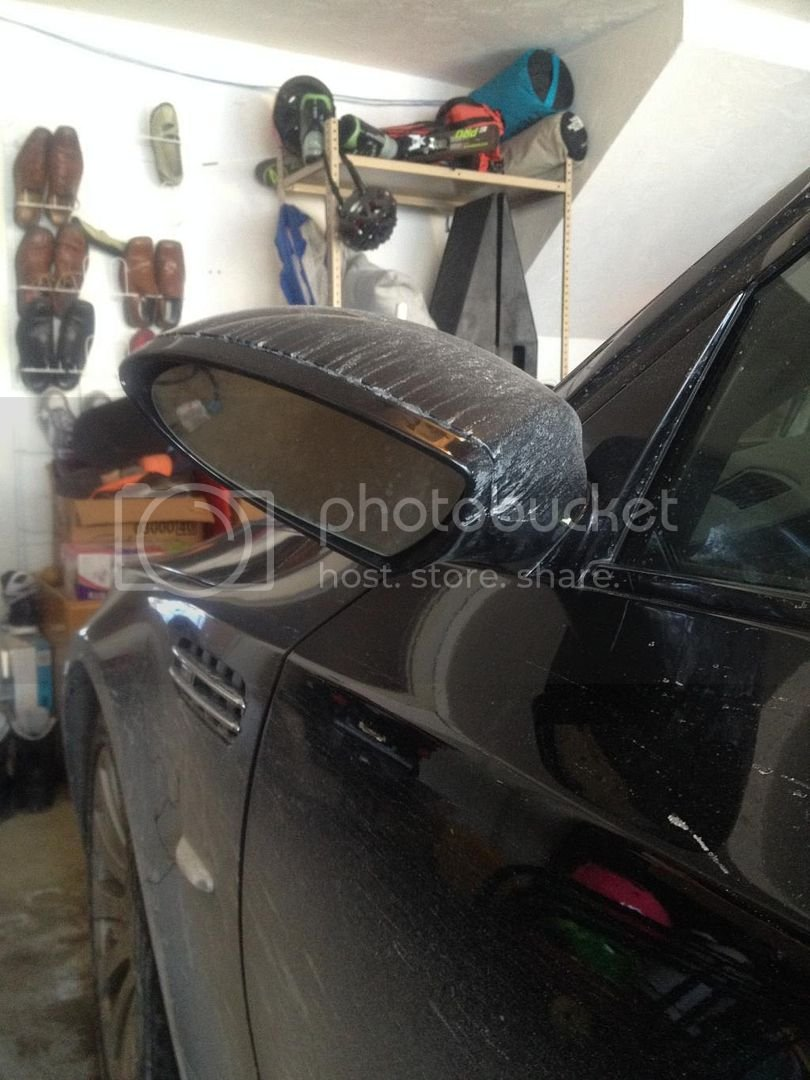 Annoying wind noise from mirror??? | BMW M5 Forum and M6 Forums