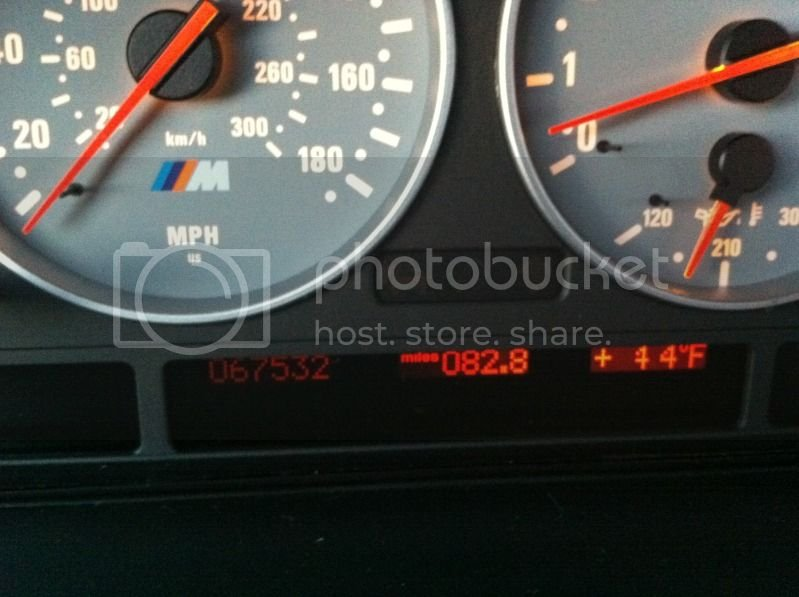 DIY: - Removing The gauge cluster, and replacing bulbs
