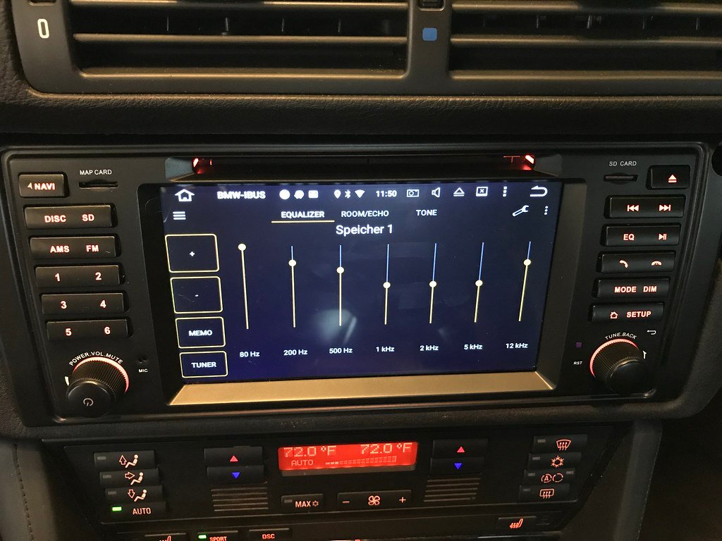 DIY: - Xtrons PB7639BP Android Head Unit Installation | BMW M5 Forum