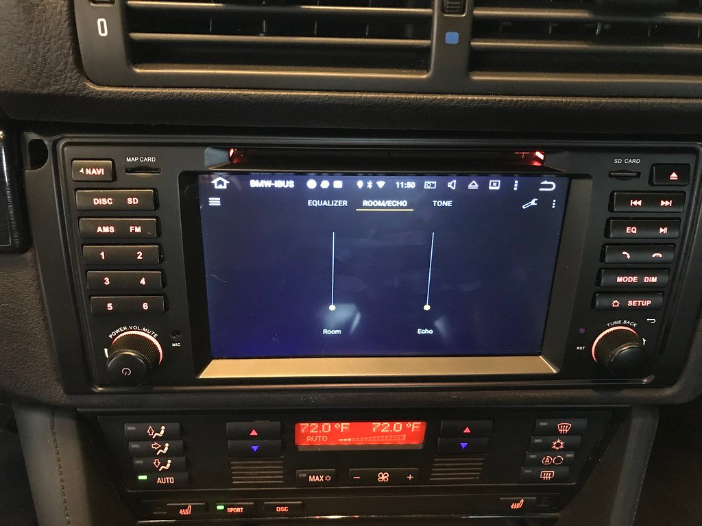 DIY: - Xtrons PB7639BP Android Head Unit Installation | BMW