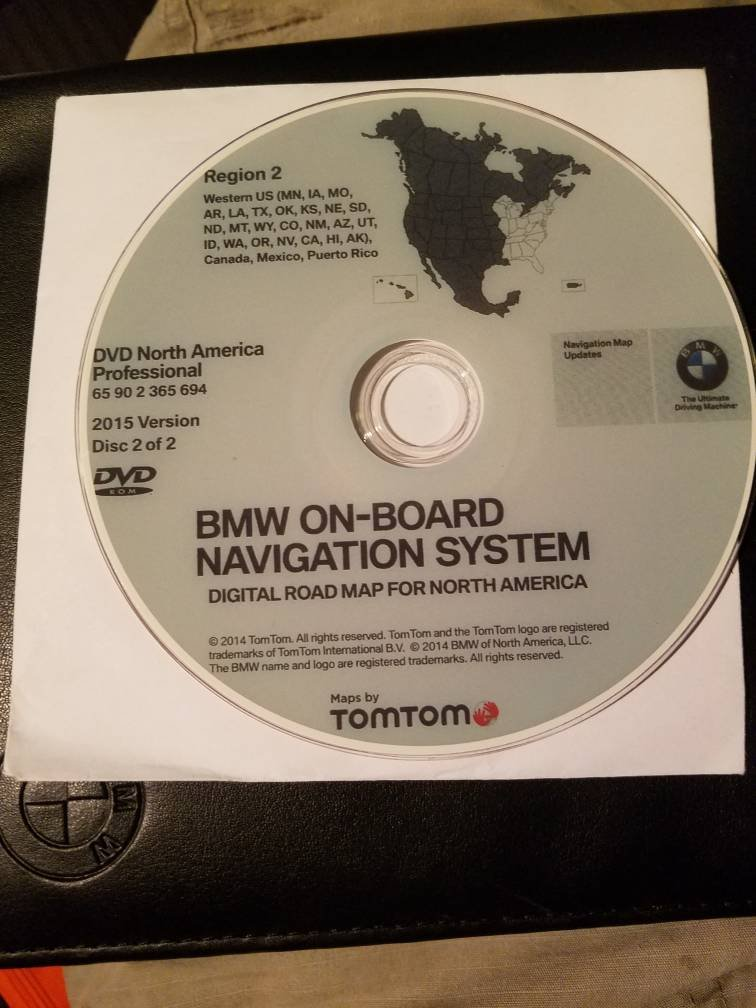Updating CCC navi | BMW M5 Forum and M6 Forums