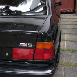 1 of 34 e34 m5 95 imported to Brasil