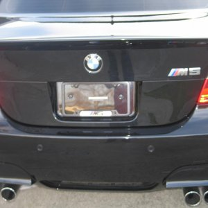 M5 4. I have since changed the stock pipes to the Eisenmann Sport with the X Pipe