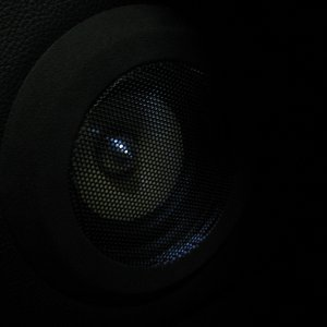 Front Speaker lighted