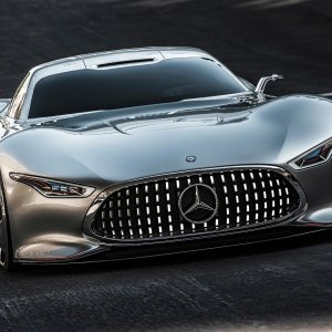 AMG Vision GT