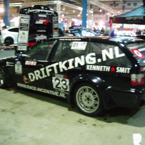 Drift King E36 M3 engined Touring