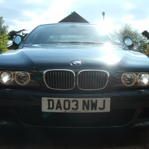 My old E39