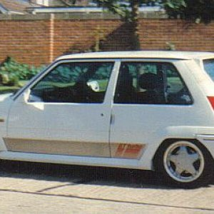 My 1st Car - 1986 Renault 5GT Turbo
