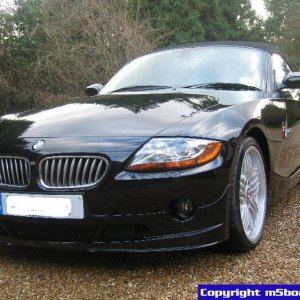 Alpina Roadster S (Lux) No 318