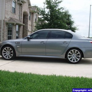 CD'z 2008 Space Grey M5