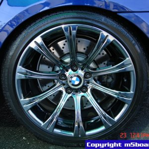 BMW Black Chrome