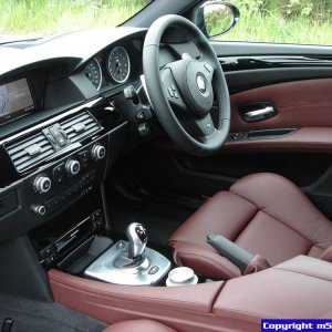 Amarone Extended Leather 2007 M5 Touring