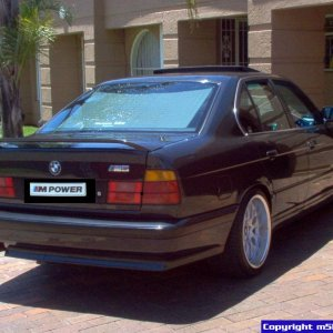 M5 FROM SUNNY S.A
