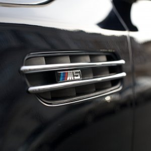 M5 Touring Badge
