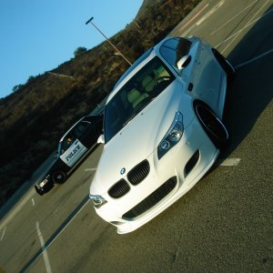 Alpine White E60 M5