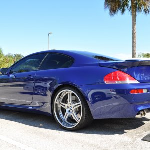Member statman BMW M6 with HRE wheels