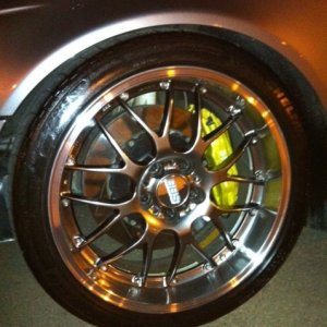 Phoenix yellow calipers