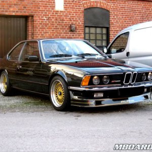 Alpina B7 Turbo/1 Coup #22