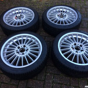 Alpina D3 (e90) winter wheels for sale