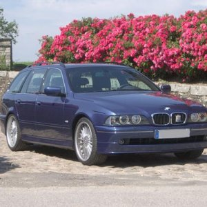 B10V8S Touring: at Le Touquet